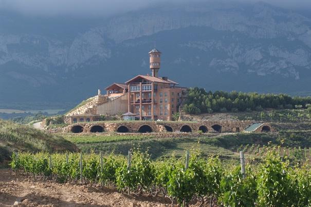 Bodegas De La Ruta Del Vino De Rioja Alavesa