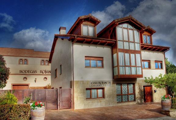Alojamientos de la ruta del vino de rioja alavesa for Hoteles en la rioja