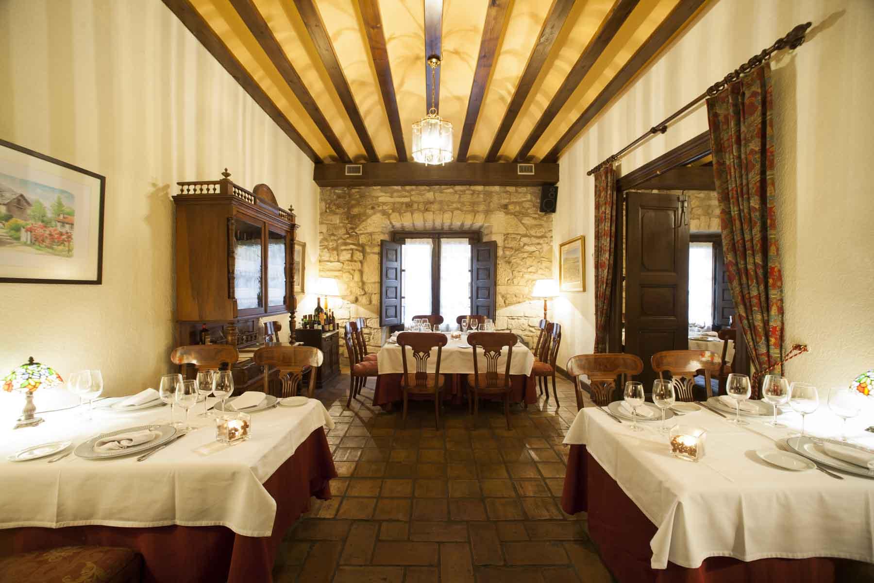 Restaurantes Y Bares De La Ruta Del Vino De Rioja Alavesa